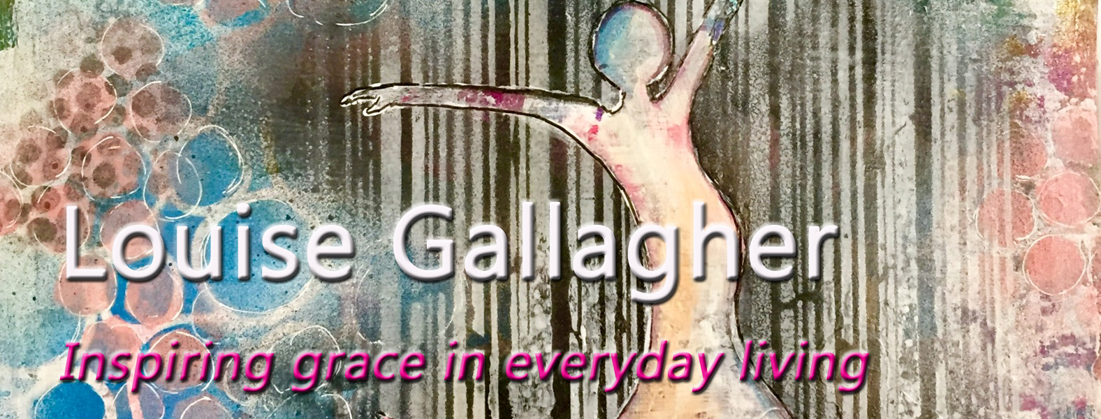 Louise Gallagher header image